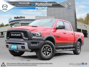 2016 Ram 1500 REBEL- show stopper