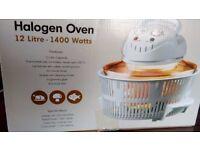 halogen oven 12 litre 1400 watts