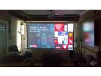 Hd projector 1080p full hd