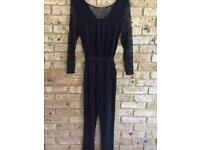 Black coast jumpsuit brand new