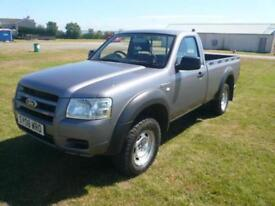 Ford Ranger 2.5TDCi ( 143PS ) 4x4 Regular Cab