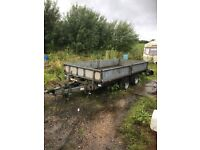 Trailer 12ft by 5ft