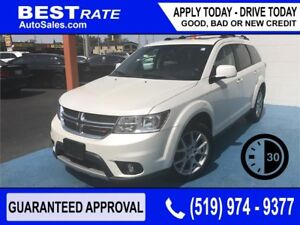 DODGE JOURNEY LTD - APPROVED IN 30 MINUTES! - ANY CREDIT LOANS