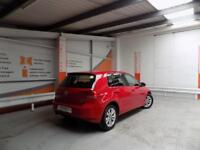 Volkswagen Golf SE TDI BLUEMOTION TECHNOLOGY (red) 2014-03-21