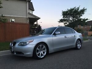 2004 BMW 545i Sport Package Fully loaded!