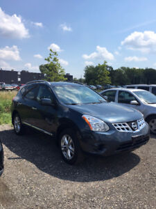 2012 Nissan Rogue SV AWD SUV, Crossover AS-IS