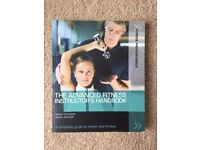 The Advanced Fitness Instructor's Handbook by Morc Coulson/David Archer - Fitness/Gym Professionals
