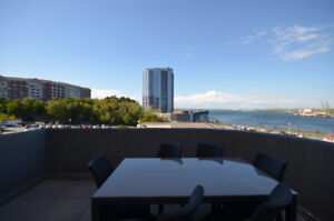 2 Large Patio - 1 Stunning View Of Bedford Basin