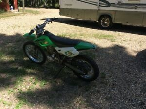 selling two chinese dirt bikes.