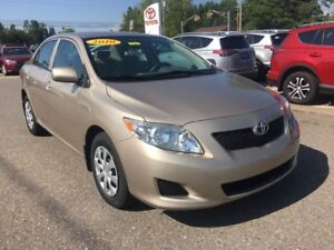 2010 Toyota Corolla CE  ONLY $110 BIWEEKLY 0 DOWN!