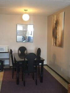 Furnished 2bdrm apartment - walking distance to LU