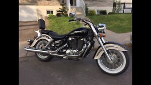 Honda Shadow Aero 1100cc 2000