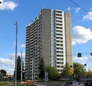 Immaculate 2 bedroom 2 bathroom condo steps from U of A