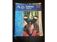 AQA Science Bundle - Chemistry , Physics and Biology