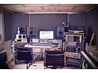 Music Producer / Mixing Engineer with Top End Recording Studio in LONDON, 30% OFF on all BOOKINGS