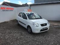 2010 KIA PICANTO 1.0 1.. 5 DR ONLY 44000 MILES WARRANTED
