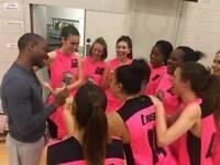 London Badgers Basketball team