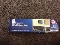 micro wave wall bracket