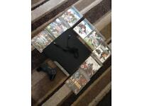 Play Station 3 ps3 with Games & Controller