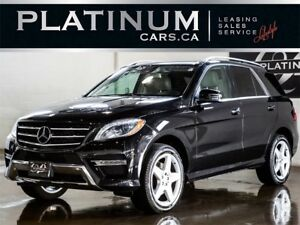 2014 Mercedes-Benz M-Class ML350 BlueTEC, AMG S