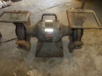 industrial bench grinder by black and decker