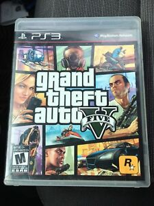 PlayStation 3 Grand Theft Auto 5
