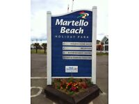 martello beach summer holidays 2 and 3 beds available for hire (also long term)
