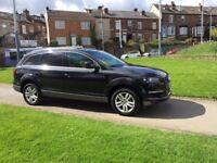 AUDI Q7 not bmw x5, range rover, mercedes , VW, FORD