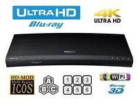 Samsung UBD-K8500/XU Smart 4K Ultra HD 3D Blu-ray Player