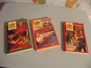 Hardy Boys Books, published by Simon & Schuster