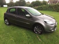 Renault Clio 1.2 16v Dynamique 5dr (Tom Tom) 2012 62 plate only 39k miles!