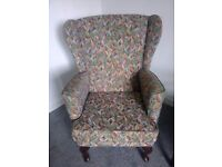armchair as new cond