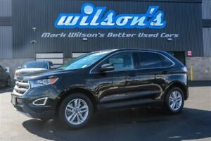 2015 Ford Edge SEL AWD! LEATHER!  TOUCH SCREEN! REAR CAMERA! BLU