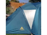 VAUDE COMMUNICATION 3 PERSON TENT BASE