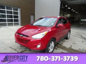 2013 Hyundai Tucson GLS Accident Free,  Leather,  Bluetooth,  Re
