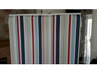 Stripy Roller Blind (incl fitments)