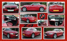 BMW Z4 2.0i SDrive 2011 - STUNNING RED