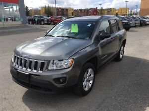 2013 Jeep Compass North-4WD