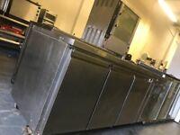 Prep fridge resturant hotels pubs cafe Takeway kebab shop commercial