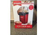 Popcorn maker, brand new, never used