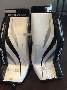 Bauer prodigy 24 goalie pads