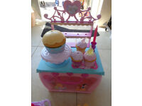 Disney Princess Magic Rise Cake Oven Toy Playset