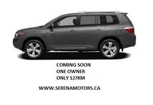 TOYOTA HIGHLANDER SPORT 4WD | NO ACCIDENTS | ONE OWNER | 127KM