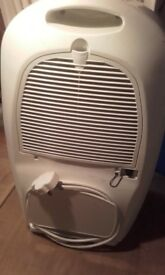 wickes dehumidifier. used once. collection only