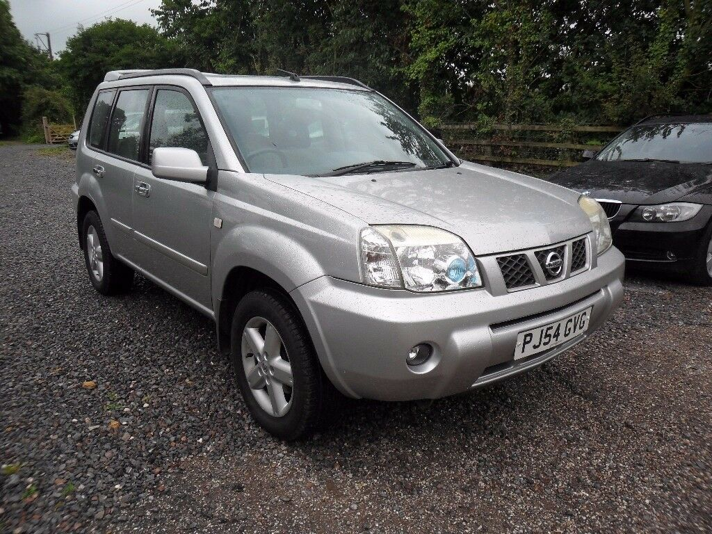 2005 nissan x trail 4x4 2 2dci sport new mot 110k miles 6 39 speed in cullompton devon gumtree. Black Bedroom Furniture Sets. Home Design Ideas