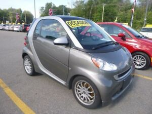 2011 Smart Fortwo PASSION TOIT PANO TIPTRONIC AC MAGS BAS KM