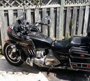 1982 GOLDWING  INTERSTATE GL1100