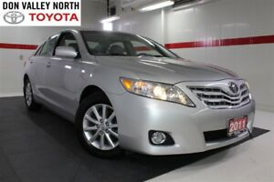 2011 Toyota Camry XLE Sunroof Btooth Leather Seats