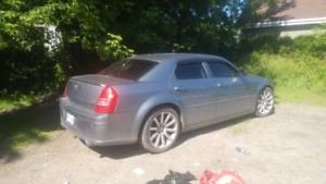 300c srt8 echange muscle car