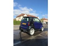 MMC Smart Car Pulse Soft, 599cc Panoramic Roof, Leather Seats ( heated ) Full Years MOT - KIRKCALDY